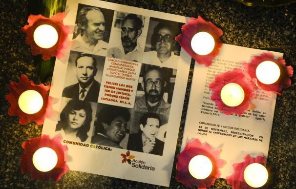 La Audiencia Nacional procesa a veinte militares salvadoreños por la matanza de jesuitas en 1989