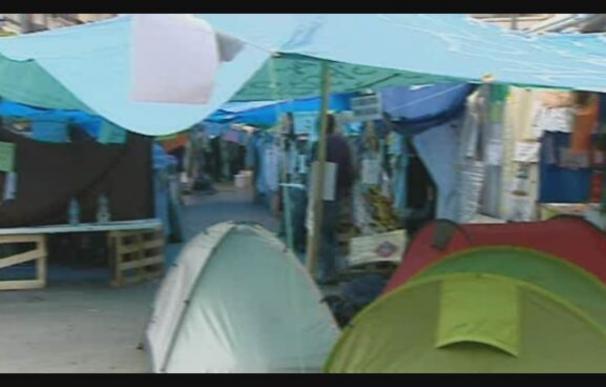 El Movimiento 15-M continuará su acampada en Sol