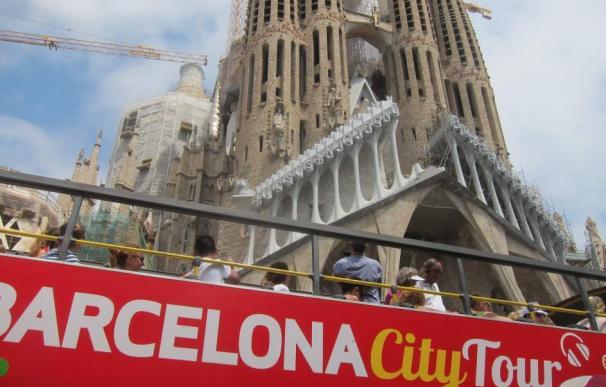 El turismo es uno de los puntos fuertes de Cataluña.