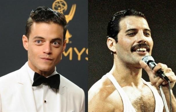 Primera imagen de Rami Malek como Freddie Mercury en Bohemian Rhapsody