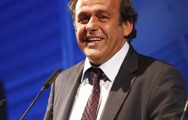 """Platini, satisfecho con el torneo: """"Mi sensación es de orgullo"""""""
