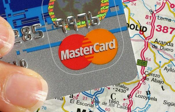 Mastercard ganó 2.493 millones de dólares hasta septiembre, un 15 por ciento más