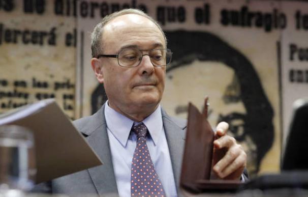 Luis María Linde. (EFE)