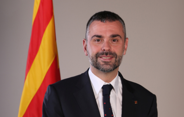 Santi Vila, conseller de Empresas de la Generalitat
