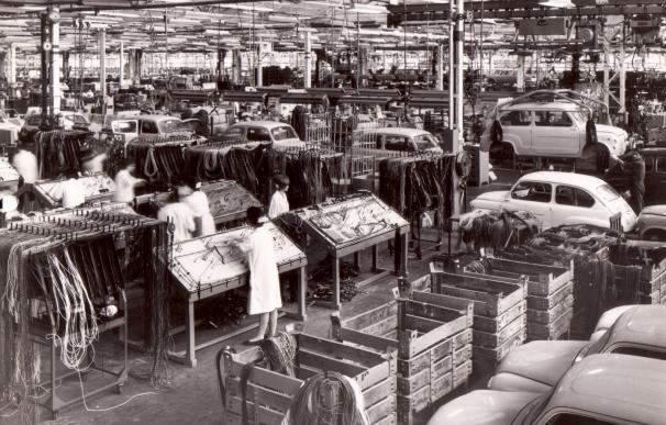 La fábrica antigua de Seat