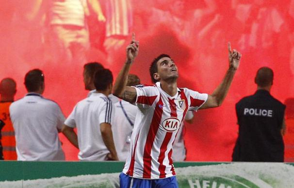 0-2. Un gran Atlético prolonga su histórica fiesta europea a costa del Inter