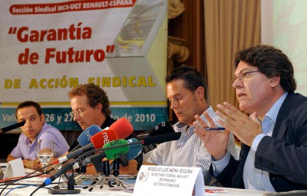 UGT confía en las perspectivas del vehículo convencional para relanzar Valladolid