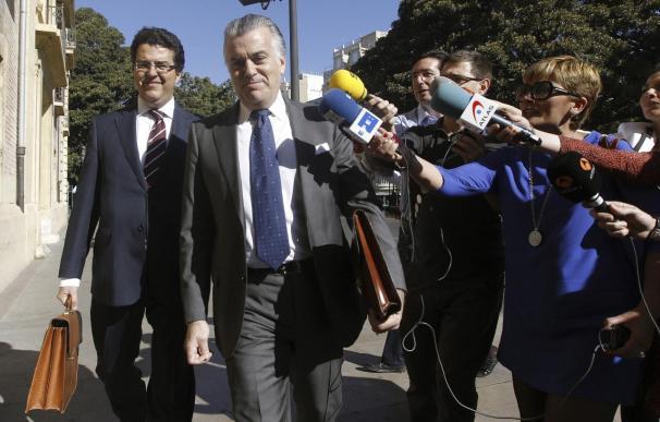 El extesorero del PP, Luis Bárcenas, en una foto de archivo.