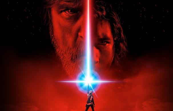 Una de las imágenes de 'Los últimos Jedi'