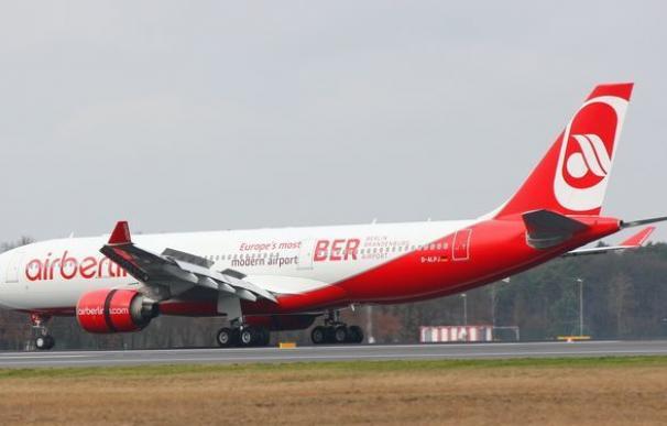 Air Berlin cancela 32 vuelos en segundo día de huelga encubierta de pilotos