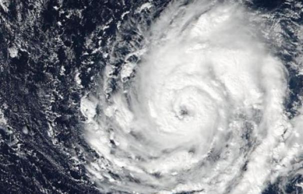 Huracan 'Ophelia' podría llegar a España el lunes