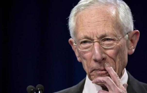 El vicepresidente de la Reserva Federal, Stanley Fischer