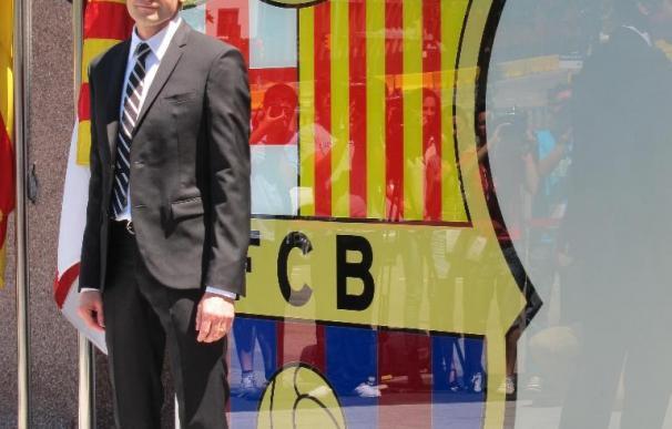 Tito Vilanova firma por dos años como nuevo entrenador del FC Barcelona