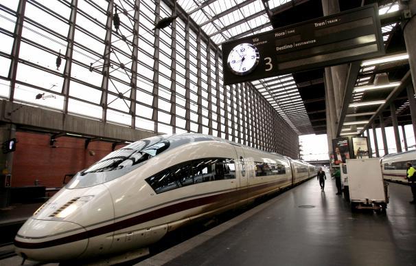 China, España, Japón, Francia, Alemania e Italia copan el 90% de las líneas de alta velocidad del mundo