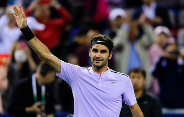 Roger Federer, vencedor del Masters 1000 de Shanghai