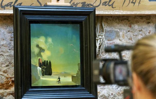La Fundación Dalí compra por 8 millones la obra de Dalí por la que más ha pagado