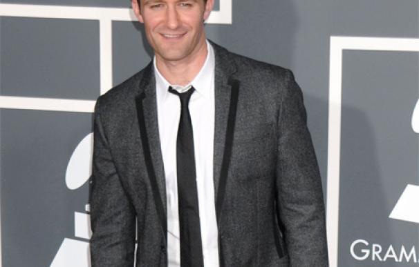 Matthew Morrison quiere olvidar su personaje en Glee