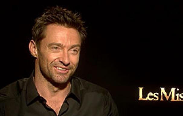"""Hugh Jackman: """"Cantar en directo fue muy liberador, como si me quitaran unas esposas"""""""