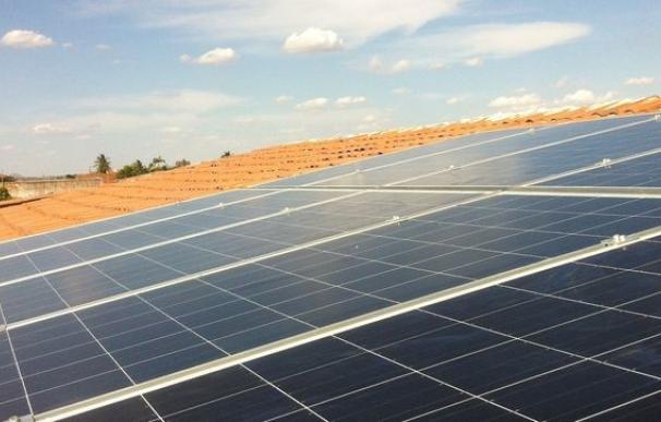 Instalación fotovoltaica.