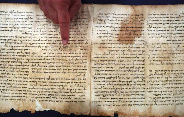 """El Museo de Israel y Google """"universalizan"""" los rollos del Mar Muerto"""