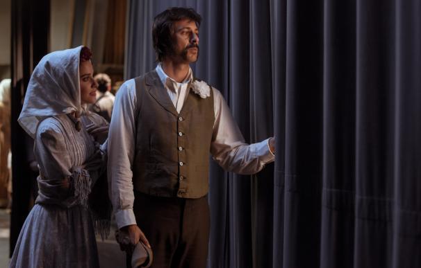 Pacino abre el telón de El Ministerio del Tiempo.