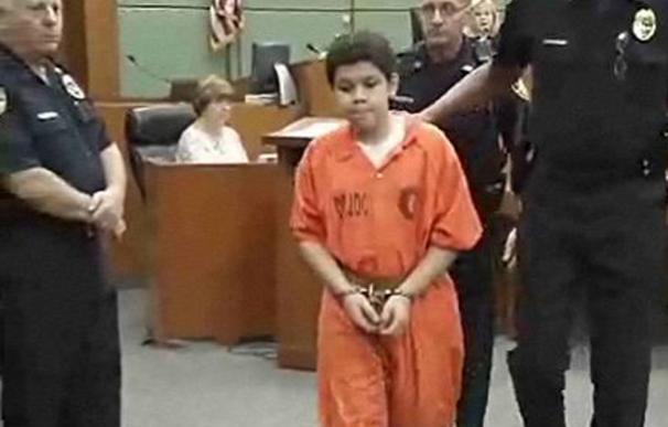 Cristian Fernández, de 13 años, se enfrenta a cadena perpetua por asesinar a su hermanastro