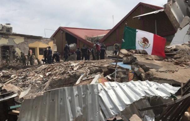 Ascienden a 90 los muertos por el devastador terremoto que asoló el jueves México