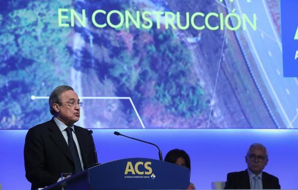 ACS revienta la OPA de Atlantia sobre Abertis con una oferta de 18,76 euros por cada acción