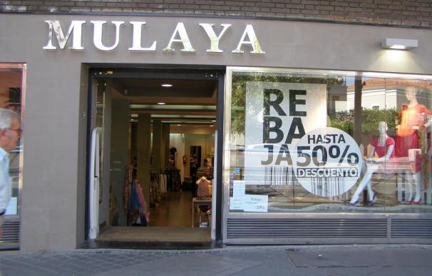 Una de las tiendas de la cadena 'Mulaya'.