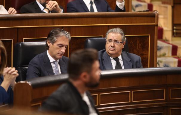 Diputados piden a Rufián (ERC) que al abandonar el Congreso, deje también la nómina