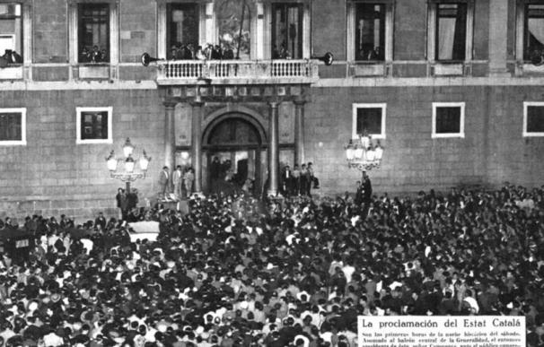 Proclamación de la independencia 1934