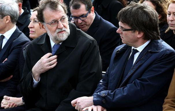 Rajoy aprieta el botón del 155 ante el nuevo órdago de Puigdemont