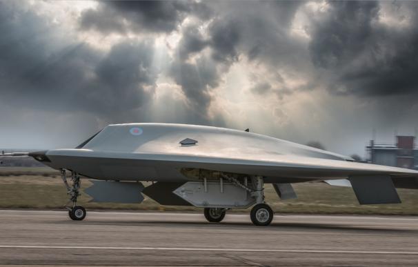 El drone Taranis alza el vuelo en Reino Unido