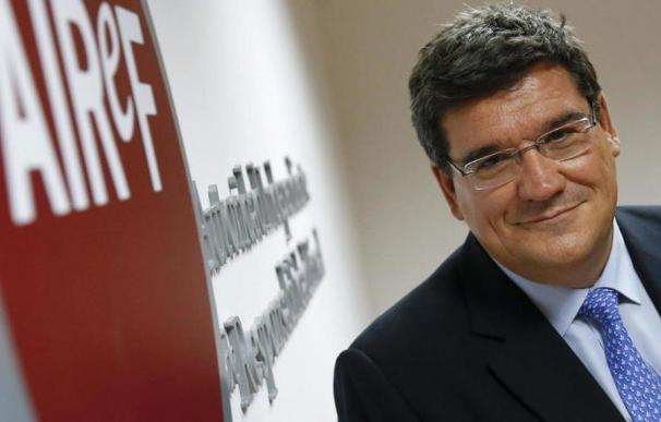 José Luis Escrivá, presidente de AIReF.