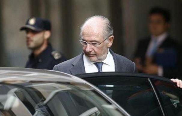 La Audiencia Nacional confirma que Rato se sentará en el banquillo por Bankia