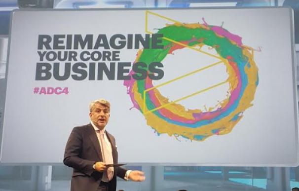 Fotografía de Juan Pedro Moreno, presidente de Accenture