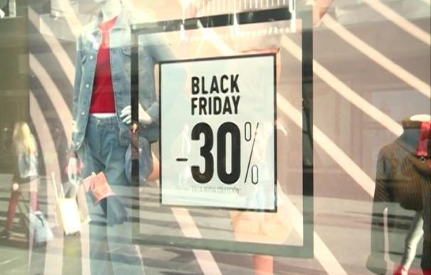 La afluencia a centros comerciales creció un 18% en España durante el Black Friday