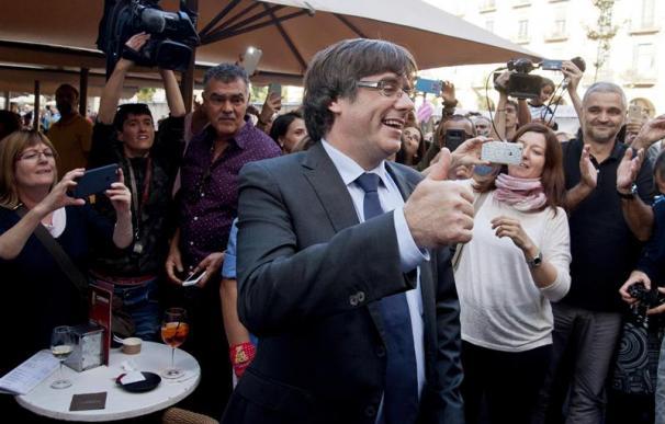 ¿Disfrutará Puigdemont de despacho, coche, escolta y el 80% del sueldo?
