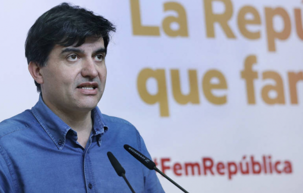 """ERC estará en las elecciones """"ilegítimas"""" para consolidar la """"frágil"""" república"""