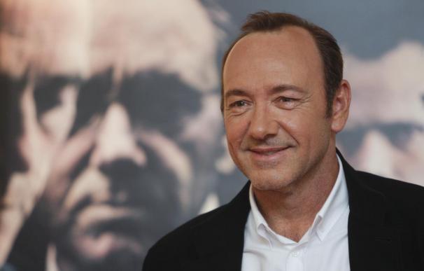 """Kevin Spacey interpreta esta semana en Avilés el """"Ricardo III"""" de Shakespeare"""