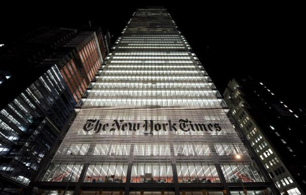 The New York Times reduce sus ganancias el 92,6 por ciento y lanza plan de crecimiento