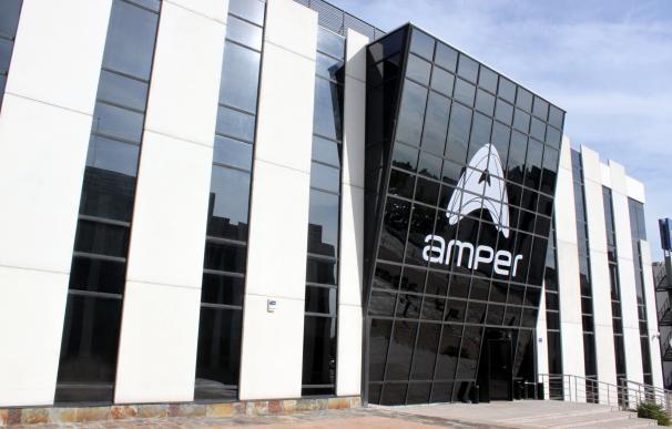 Imagen de la sede de Amper