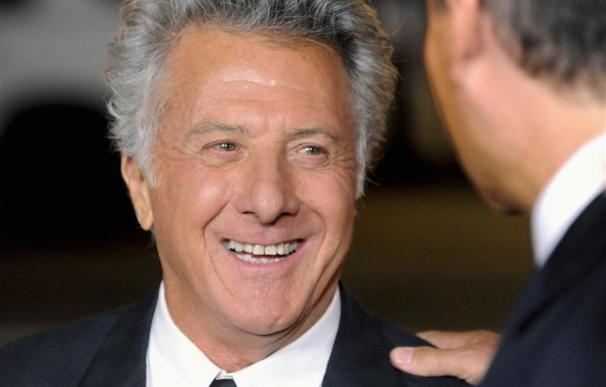 Fotografía de Dustin Hoffman