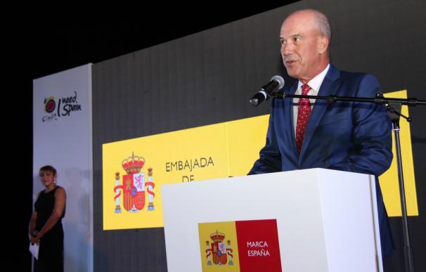 José Eugenio Salarich, director de Relaciones Internacionales de Acciona