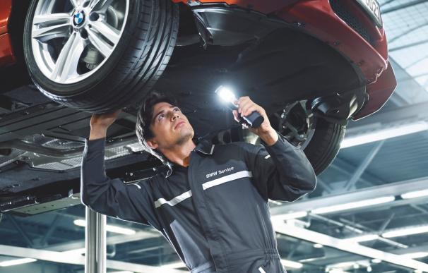BMW llama a revisión a un millón de vehículos en Estados Unidos