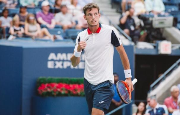 Carreño derrota a Schwartzman y alcanza sus primeras semifinales de 'Grand Slam'