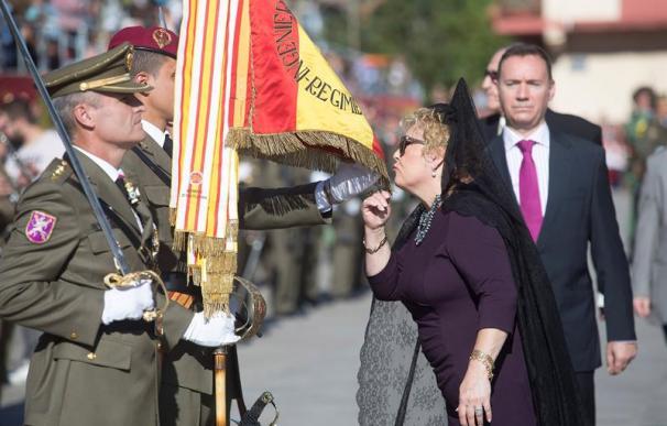 Las juras de bandera se disparan: de 1.733 en 2010 a 14.735 el año pasado