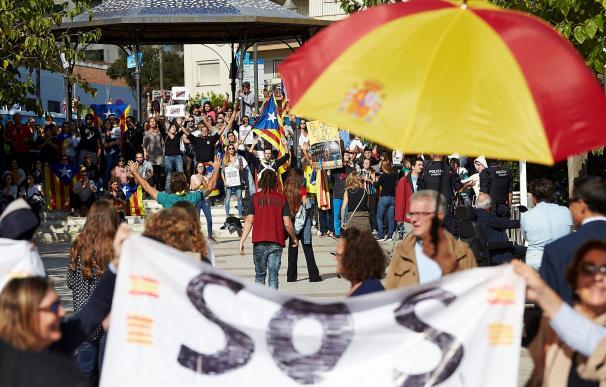 Primer fin de semana de precampaña en Cataluña