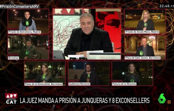 Ferreras en 'Al Rojo Vivo'