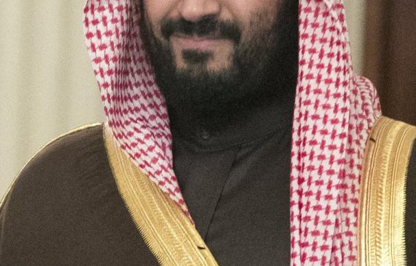 El príncipe heredero, Mohamed bin Salman